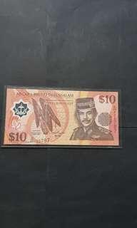 文萊$10 C/20 625787