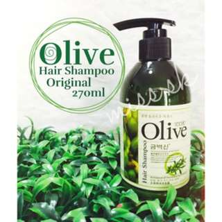 Shampoo olive