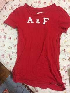 A&F女上衣