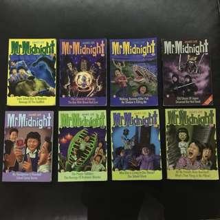 Mr Midnight Series