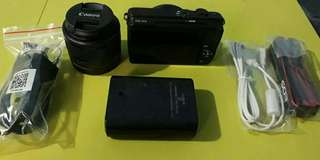 Canon Eos m10 15-45 mm Kit