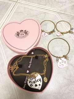 Juicy Couture Set x4 pcs