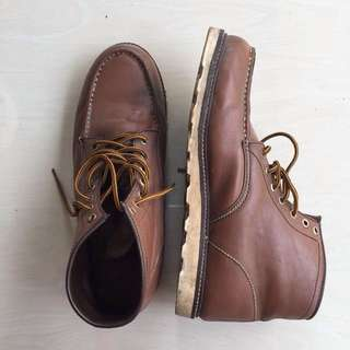 Sepatu Boots Raxu