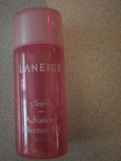 LANEIGE 抗氧亮肌活膚水 1️⃣5️⃣ml  Clear C Advanced Effector EX
