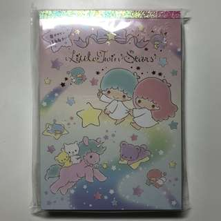 Little Twin Stars Memo Pad