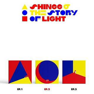 SHINEE-The Story Of Light EP.2 [6th Album]