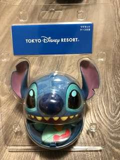 迪士尼史迪奇磁鐵組