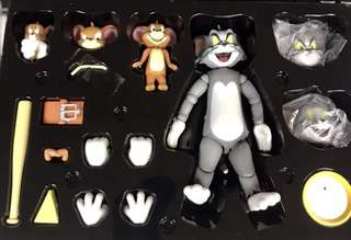 Tom and Jerry Toy figures, Preorder here