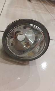 caldina right fog lamp