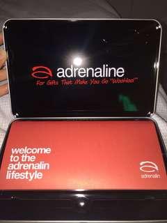 $300 Adrenaline Gift Voucher