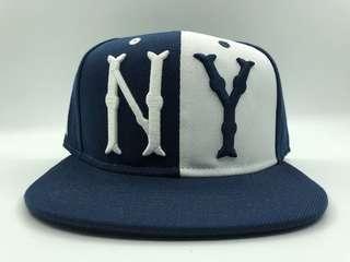 New York NY Snapback Cap