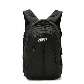 White Hawk Backpack