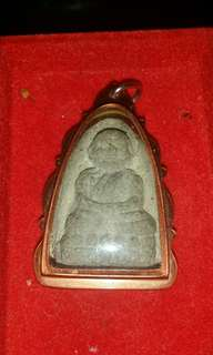 Lp thuad. Very old amulet and beautiful