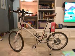 Mi Yunbike C1 - Ladies' Version (white)