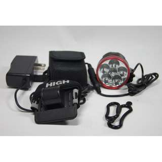 8000LM Ultra Bright 6 LED Cycling Light/ Headlight .