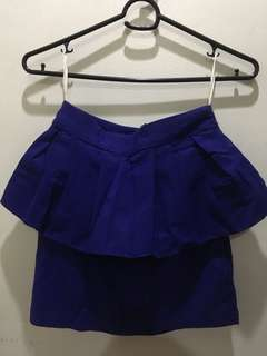 Bubble skirt used ONCE