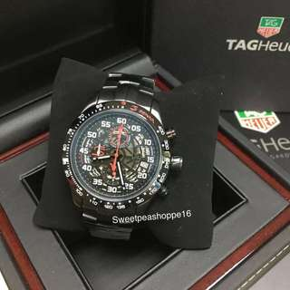 Tag Heuer Watches ⌚️