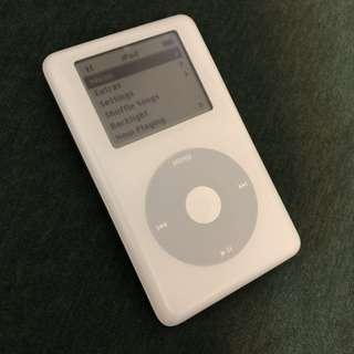 iPod classic video 4th 20gb