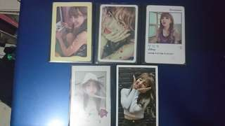 Twice Nayeon Twicetagtam Photocard Set + Mono