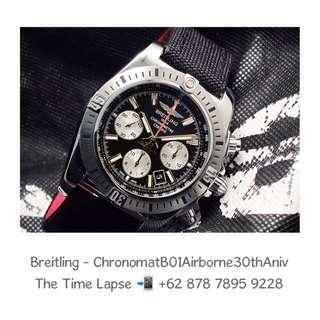 Breitling - Chronomat B01 'Airborne' 30th Anniversary