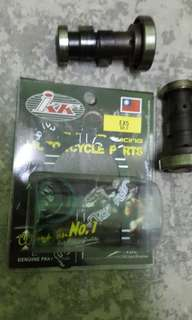 block standad ex5 skali piston.cem uma racing n cem ikk racing