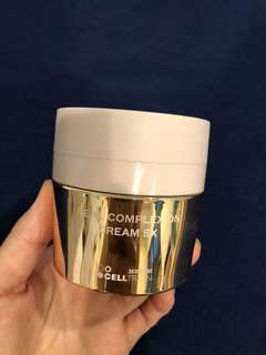 🚚 韓國Hanskin 二代粉紅保濕素顏霜 金泰希 Real Complexion Cream EX