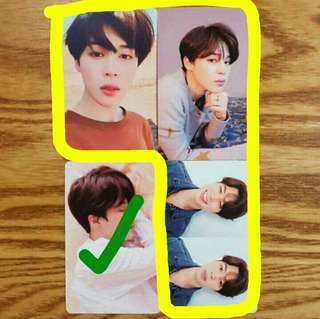 [WTT/WTB] BTS Love Yourself Tear Jimin pc