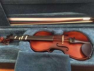 3/4 EuroStrings Violin