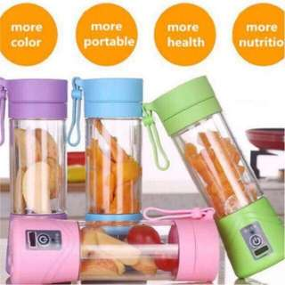 Portable USB Juicer
