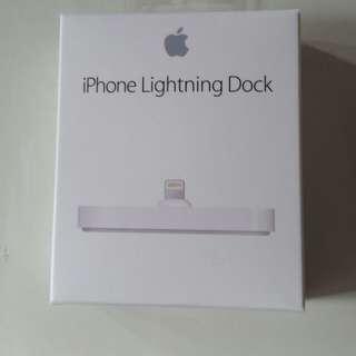 I Phone Lightning Dock 充電器