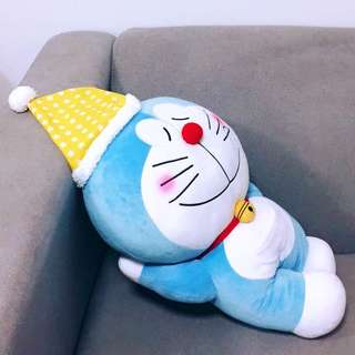Doraemon - Huge Squishy Good Night Plushy