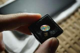 Batu Kalimaya Kristal Banten Full Jarong Atas Bawah