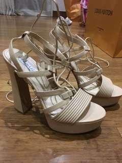 Charles & Keith Strappy Heels