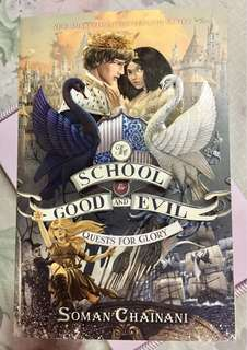 The School for Good and Evil - Quests for Glory - Soman Chainani (Book 4)