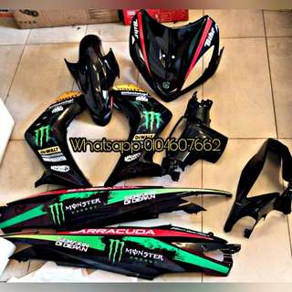 Yamaha LC V1 MONSTER ENERGY T3 ( VERSION 2)