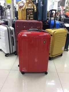 阿豪 開業🔟周年 感謝各位支持😍日本品牌 Lojel Lucid 系列 25吋  光面 顏色鮮豔 全新 行李箱 🛍感謝月期間做豪情價及送禮品🎁