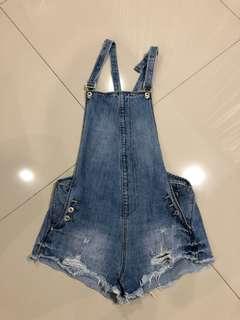 (NEW) Jeans Jumpsuit