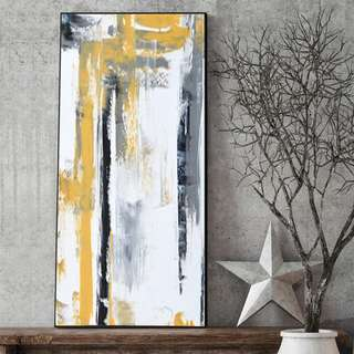 Abstract Art Oil Painting 50cm x 100cm