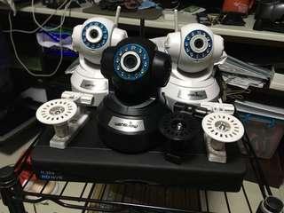 Wansview 監控鏡頭及錄影機
