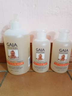GAIA bath and body wash 500ml
