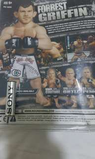 Ultimate collector Series 2 UFC Forrest Griffin