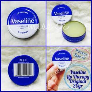 Vaseline Lip Therapy,