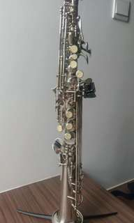 Soprano Saxophone Supreme Brand ( not the hype beast thing)
