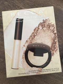 Becca Glow on the Go shimmering skin perfector