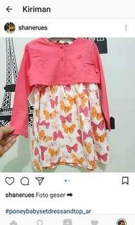 Bolero + Dress ( foto geser ➡ )