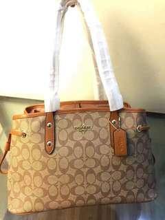 Coach bag (Brand new authentic overrun)