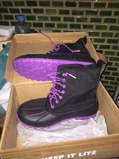 🚚 native 防水靴