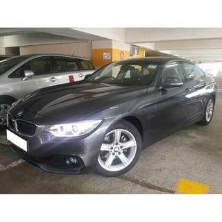 BMW 420iA GRAN COUPE 2014/2015
