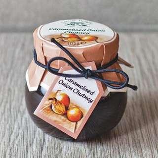 英國焦糖洋蔥三文治醬 Cottage Delight Caramelised Onion Chutney 105g