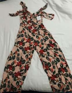 Factorie floral Jumpsuit
